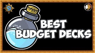 Hearthstone Best Budget Decks For Under 2.5k Dust - The Boomsday Project Updated