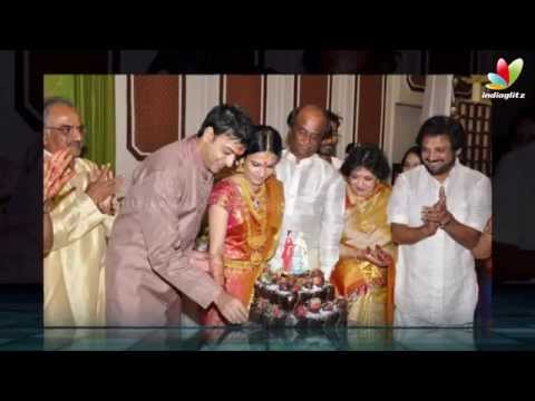 Soundarya Rajinikanth's Baby Shower Ceremony | Tamil Cinema News Mp3