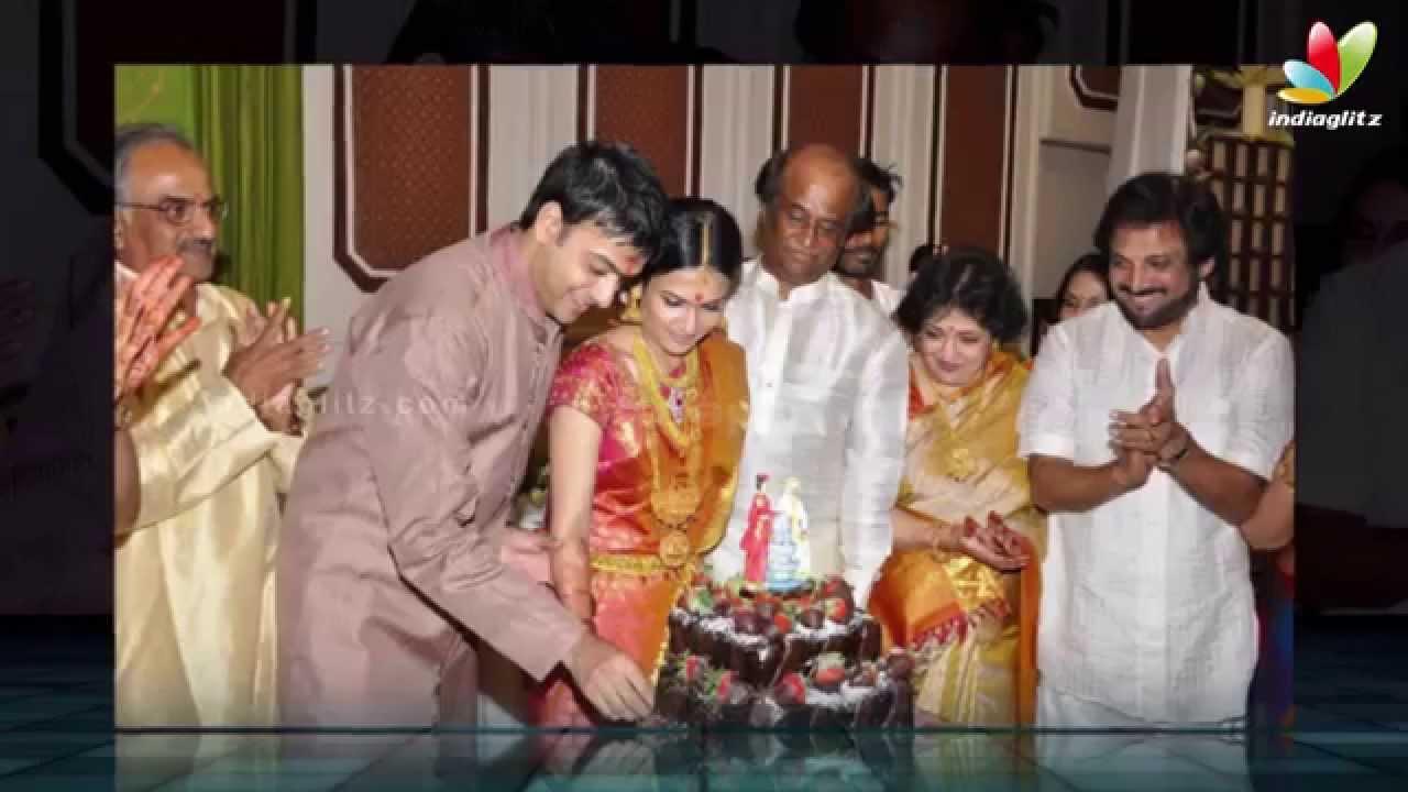 Soundarya Rajinikanth S Baby Shower Ceremony Tamil Cinema News You