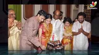Soundarya Rajinikanth's Baby Shower Ceremony | Tamil Cinema News