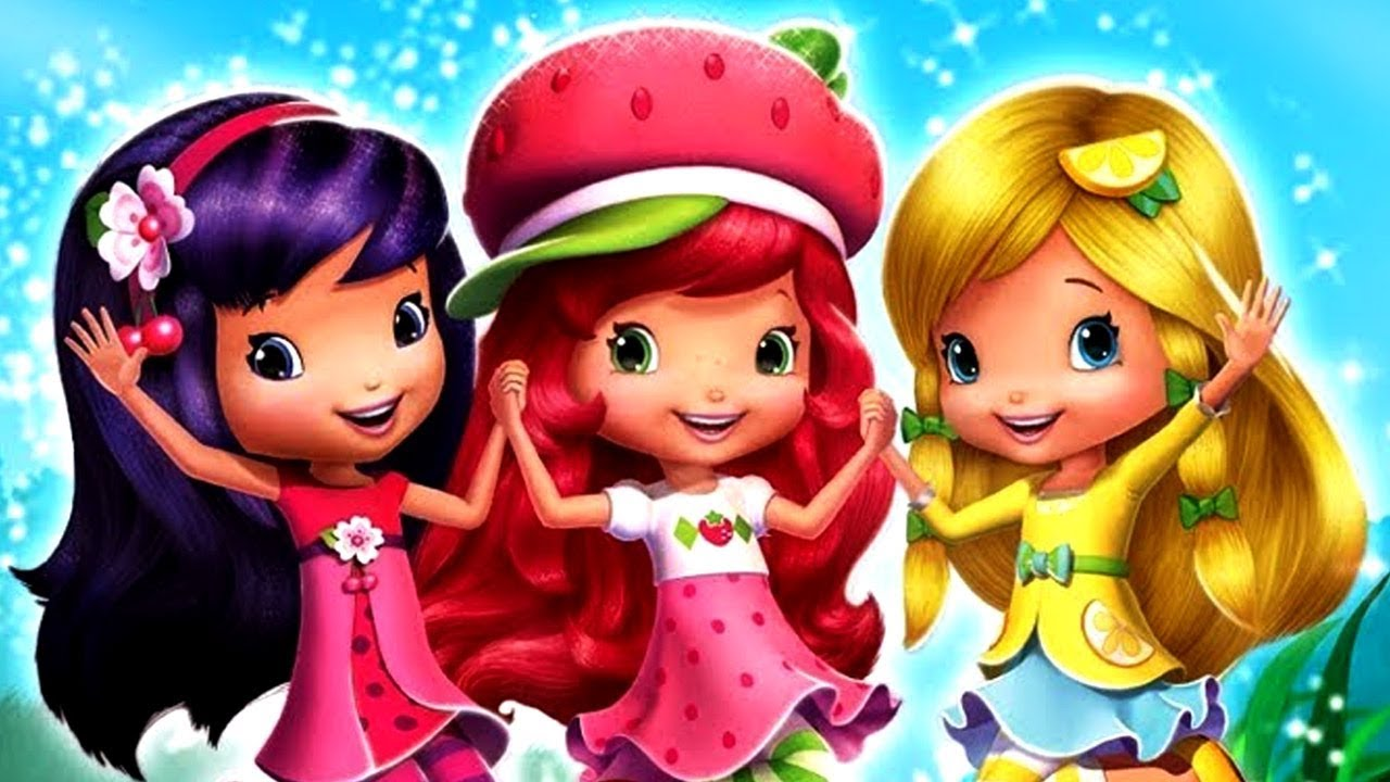 Strawberry Shortcake is a cartoon character originally used in greeting cards but was later expanded to include dolls posters and other products