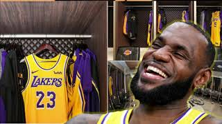 How many games will the refs give Lebron and the Lakers this season