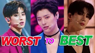 Download lagu Worst to Best Produce X 101 Performances