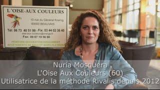Témoignage client Rivalis - Nuria - peintre (60)
