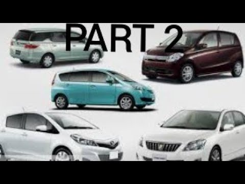 JAPANESE 660cc TOP 10 CARS  PART 2  - YouTube