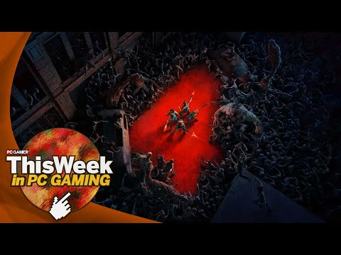 Back 4 Blood reboots shooting Zombies   This Week in PC Gaming