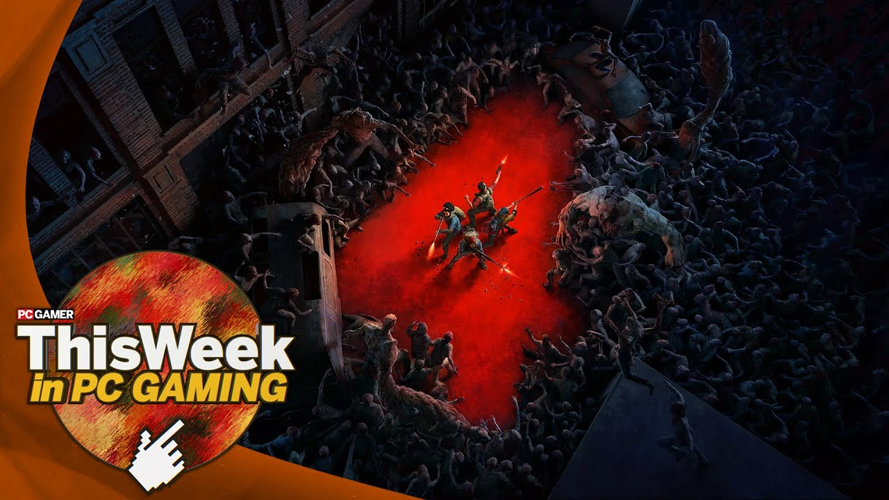 Back 4 Blood reboots shooting Zombies | This Week in PC Gaming