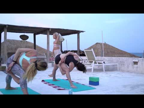 New York Pilates Tulum Retreat Video