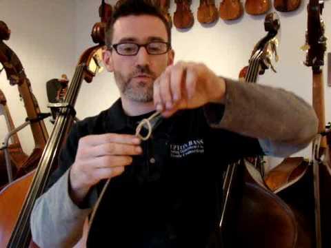 Upton Bass Gut String