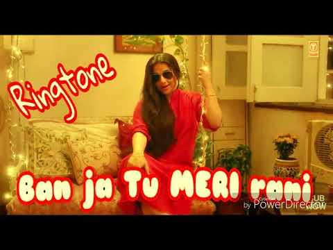 Ban ja Tu MERI Rani - new Bollywood song RingTone - Film - ( tumhari sulu ) - Vidya balan