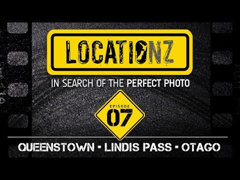 LOCATIONZ 07 | NZ road trip | learn landscape photography on location