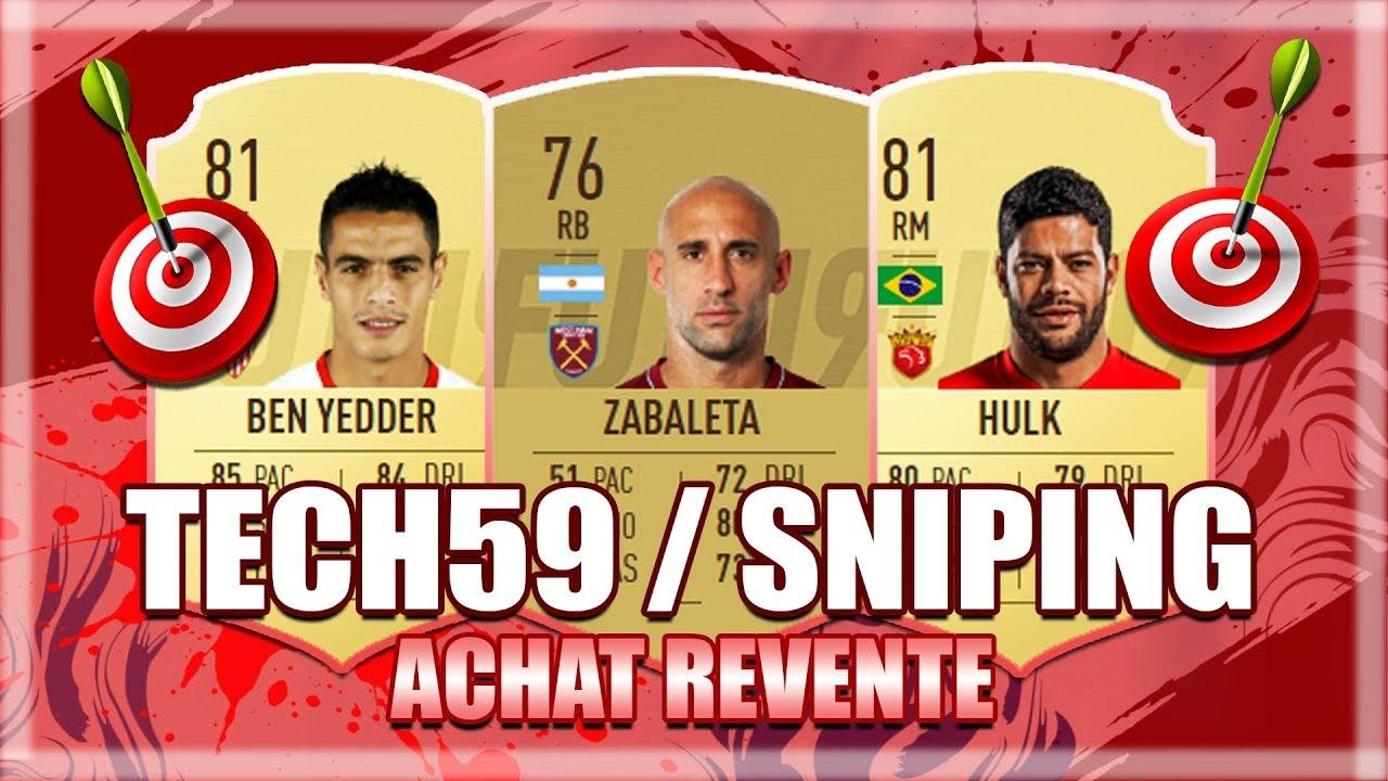 FIFA 19   ACHAT REVENTE : EXPLICATIONS DE LA TECH59 POUR TOUS LES BUDGETS !