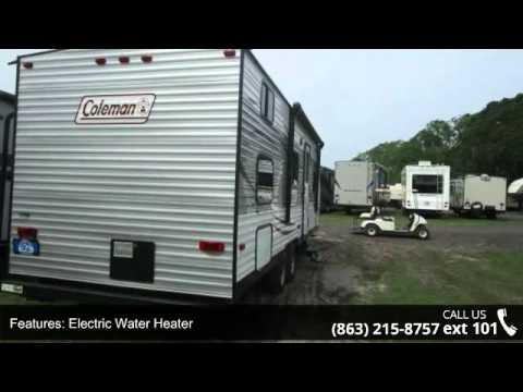 2016 Coleman 274BH   Camping World Of Winter Garden   Wi.