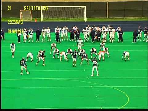 UVA  Cavalier Football Spring practice 2004