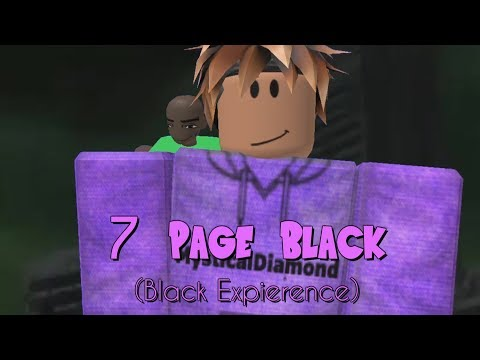 7 Page Black Dubbed (Black Expierence)