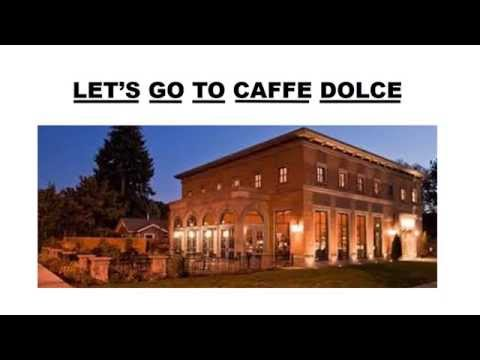 Home Program Caffe Dolce