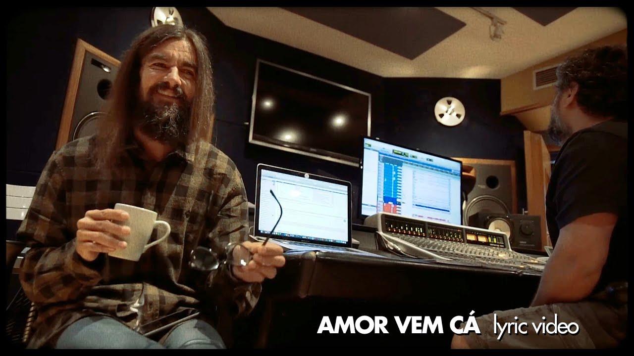 Armandinho - Amor Vem Cá (Lyric Video) - YouTube