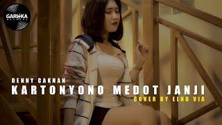 "KARTONYONO MEDOT JANJI "" Reggae SKA Version "" by ELNO VIA (Cipt. DENNY CAKNAN)"