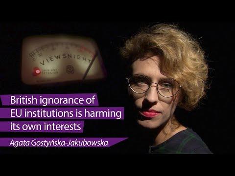 'British EU ignorance is harming UK interests' - Viewsnight