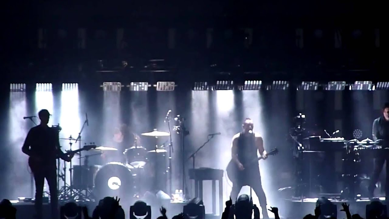 Nine Inch Nails - Terrible Lie (Live visuals over the years) - YouTube