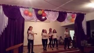 Осенний бал Конкурс танцев