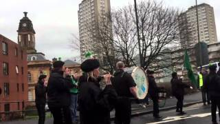 GRFB play Spring Martin/The Rifles of the IRA at Bloody Sunday 2016