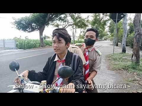Kreasi Video Tim Pramuka MAN 1 Lombok Barat Tema : Edukasi Ketertiban berlalu Lintas