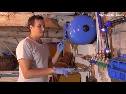 ✅ Как сделать водопровод от колодца свои руками? За копейки. // Саша Багот