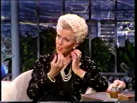 Lana Turner, Joan Rivers, 1982 TV Interview