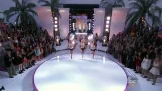 [HD] Fifth Harmony - Worth It - DWTS (Live)