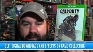 DLC, Digital Downloads, and Effects on Game Collecting