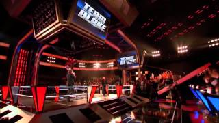 "The Voice S3 Terry McDermott vs Casey Muessigmann - ""Carry on Wayward Son"""