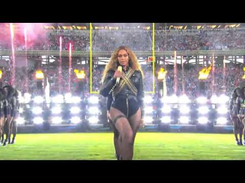 Beyoncé - Formation (Super Bowl 2016)