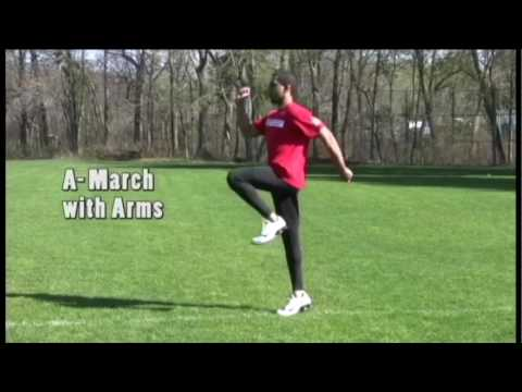 3 Sprint Drills Used to Fix Mechanical Issues