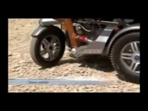 Silla de ruedas electrica otto bock c2000 for Silla de ruedas electrica