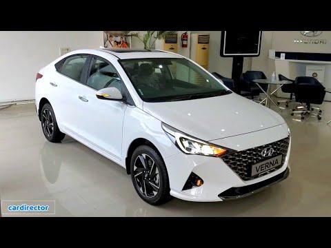 Hyundai Verna SX(O) 2021 | Verna 2021 Top Model Features | Interior and Exterior | Real-life Review