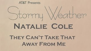 Natalie Cole - They Can