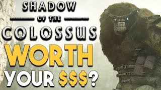 Shadow of the Colossus PS4 - Worth Your Money?