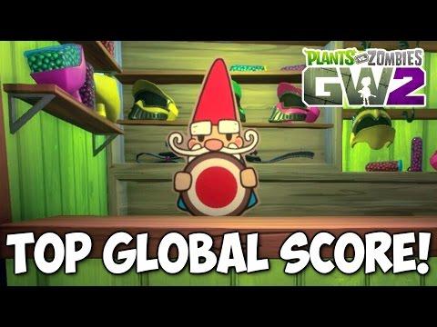 Plants vs Zombies: Garden Warfare 2 - Crazy Targets Rank S Pro Strategy + Top Global Score!