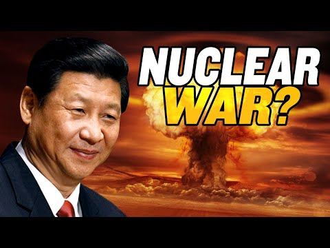 """Nuclear War with China """"Real Possibility"""""""