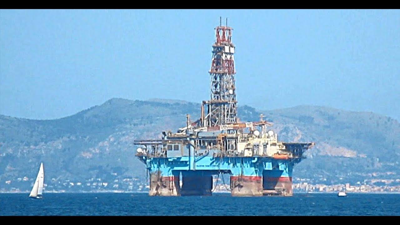 Hd piattaforme petrolifere maersk discoverer in arrivo for Piani di piattaforma di piattaforma