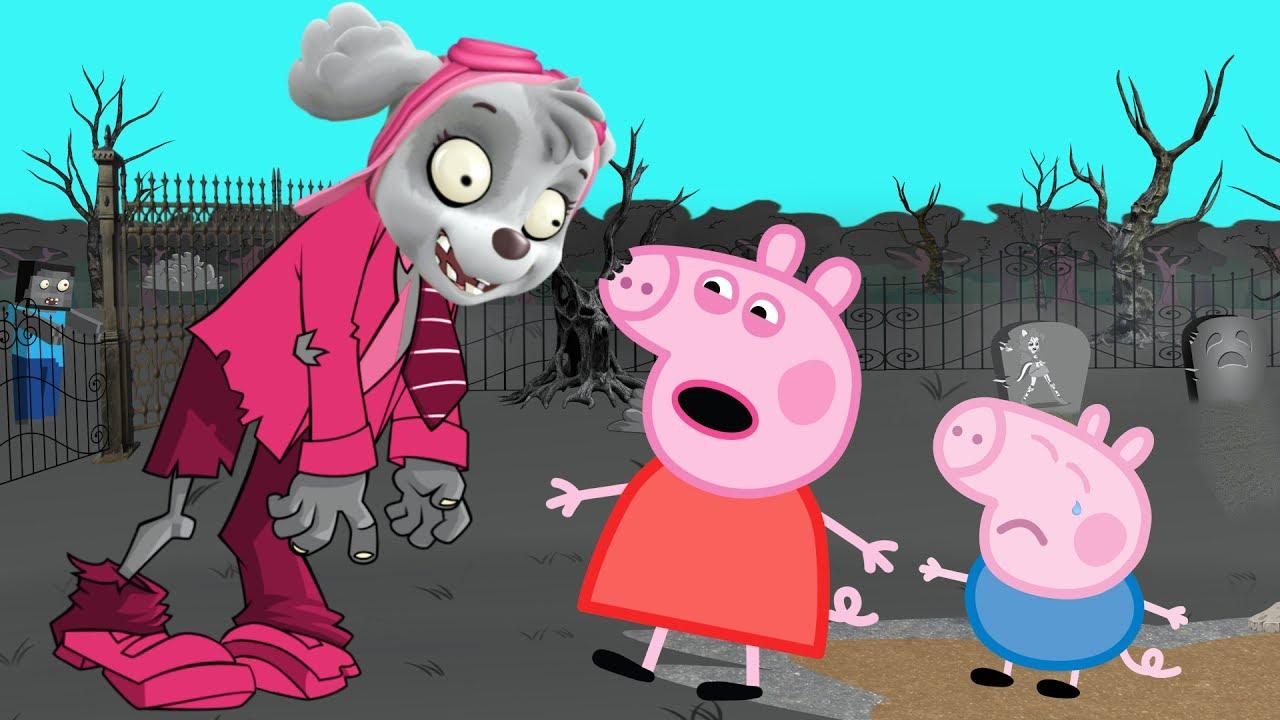 Картинки свинки пеппы в школе случился апокалипсис