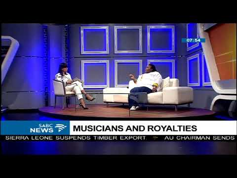 Musicians and royalties
