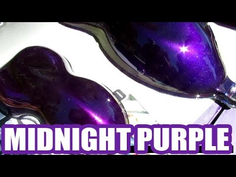 MIDNIGHT PURPLE KANDY -  BARNEY PURPLE and PINK LAVENDER KANDY