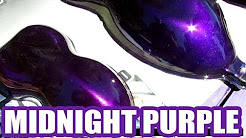 Midnight Purple Car Paint Youtube