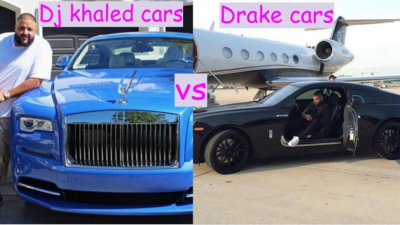 Dj Khaled S Cars