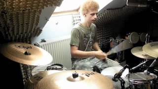Rick Astley - Never gonna give you up Drum Cover