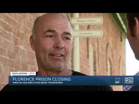 Ducey Announces Florence Prison Is Closing