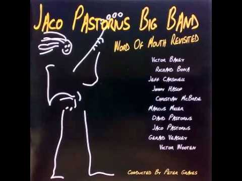 Jaco Pastorius Big Band - Elegant People  2003