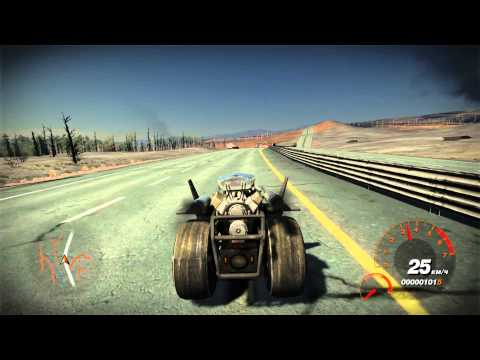 Fuel Fast Car Gameplay HD 1080p